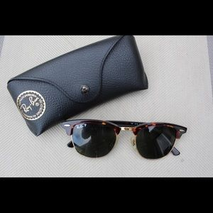 Brand New Ray-Ban Clubmaster Classics